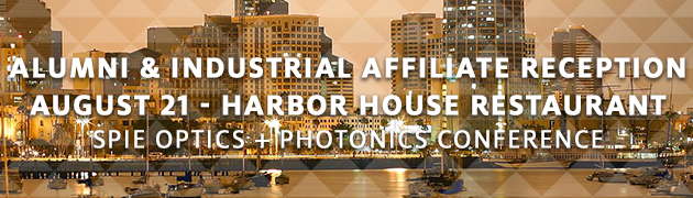 Alumni & Industrial Affiliate Reception