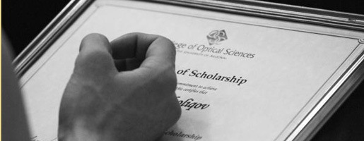 Scholarships and Outstanding Student Awards Ceremony