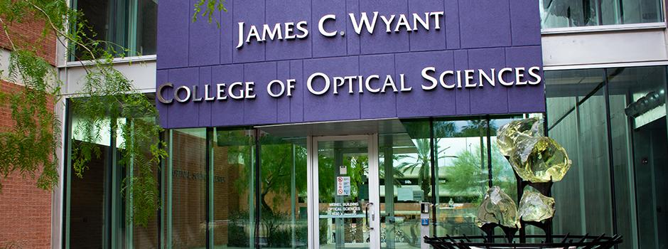 The college was officially dedicated and renamed in honor of founding dean, Jame