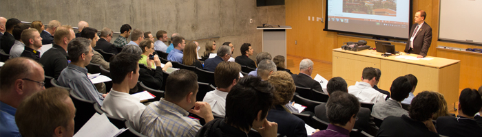 Spring 2014 Industrial Affiliates Workshop - Overview