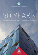 OSC 50 Years of Optical Sciences Booklet Cover