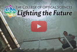 College of Optical Sciences VIdeos