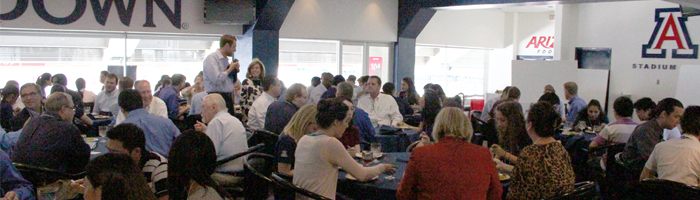 Fall 2014 Industrial Affiliates Workshop Luncheon