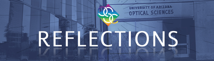 College of Optical Sciences: OSC Reflections