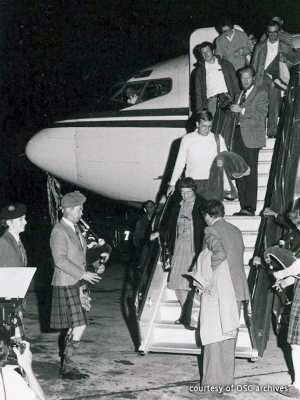 H. Angus MacLeod's Arrival in Tucson